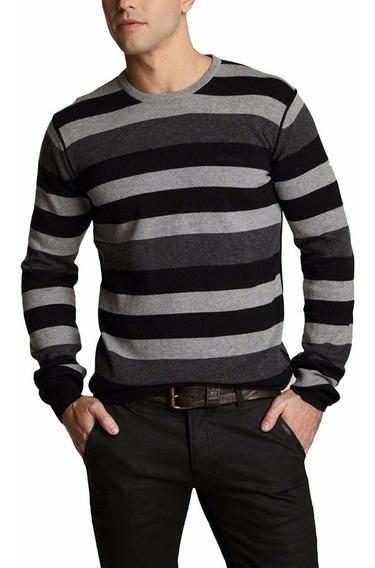 Sueter De Caballeros Marca Hang Ten Sweater De Moda Talla S