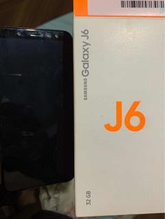 Celular Samsung J6 32gb + Relógio Galaxy S2 Sport