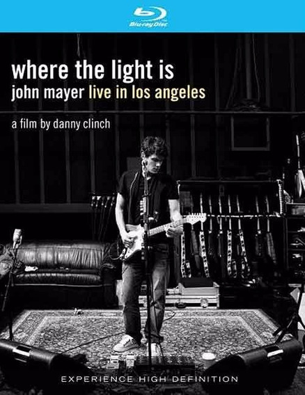 Blu-ray John Mayer - Where The Light Is Live In Los Angeles