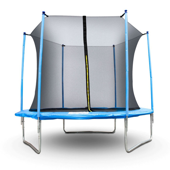Trampolín Brincolin 8 Pies 2mts Con Red Bounce Pro St-244 D.