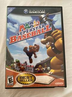 Mario Superstar Baseball Nintendo Gamecube