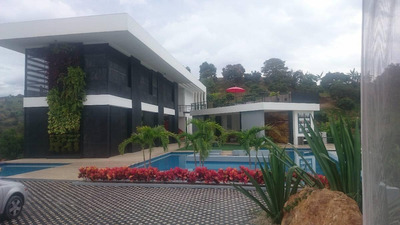 Espectacular Mansion En Anapoima Cund