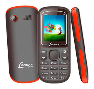 Celular Lenoxx Cx904 Dual Chip Blueooth