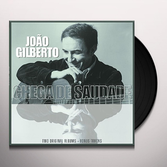 Lp Joao Gilberto - Joao Gilberto/chega De Saudade (lacrado)
