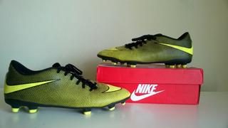 Chuteira Campo Nike Original Top De Linha Pouco Uso N° 44