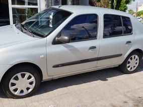Renault Clio 1.2 Aa / Dh Nafta 2006 4 Puertas 44596952