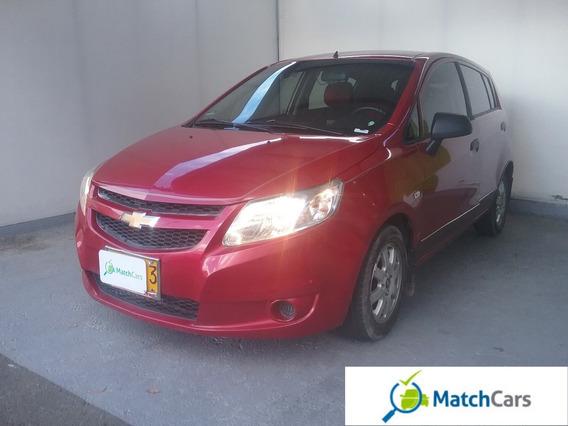 Chevrolet Sail Lt Mecánico 5 Puertas 1,4