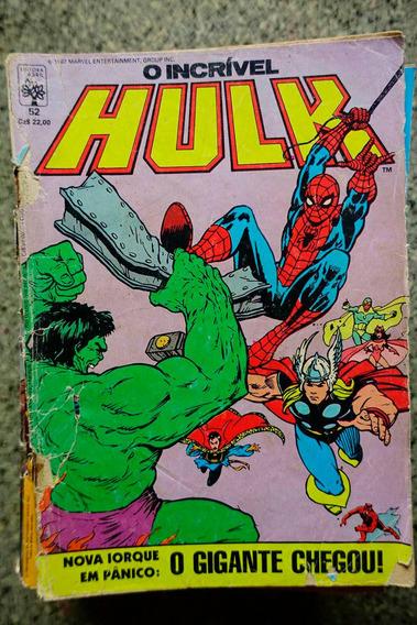 O Incrível Hulk 52
