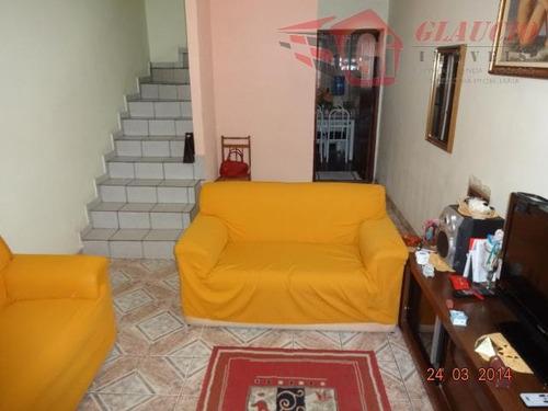 Sobrado Para Venda Em Taboão Da Serra, Jardim Monte Alegre, 2 Dormitórios, 1 Banheiro, 1 Vaga - So0241_1-1009607