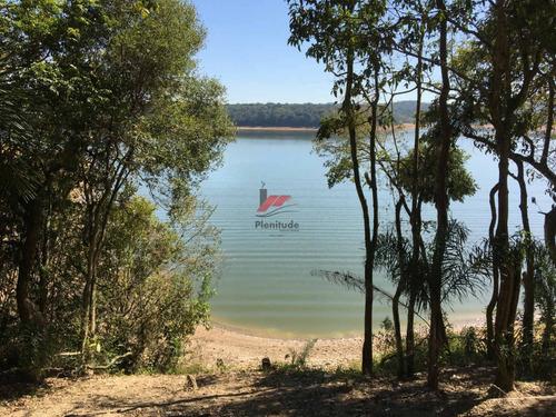 Imagem 1 de 14 de Chacara Pé -na Agua Em Loteamento Aberto Em Ibiuna  Cod:1162