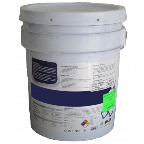 Masterseal 690 Impermeabilizantes Color Blanco Basf