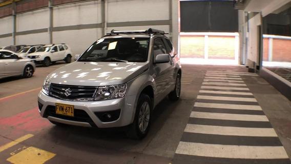 Suzuki Grand Vitara Sz 3p Glx Sport 2.4 4x4 Mecánico -fvm671