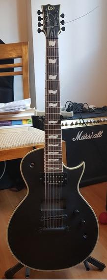 Les Paul Guitarra 7 Cordas Esp (ltd Ec-407)