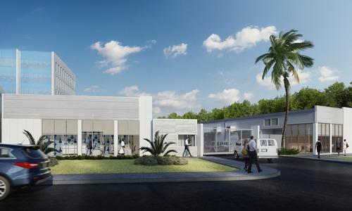 Pre-venta De Ofibodegas Zona Aeropuerto - Centralia Bussines Park, Mérida
