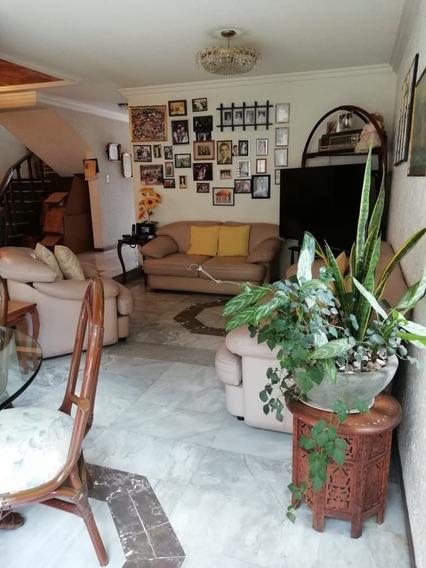 Bonita Casa En Parque San Andrés, Coyoacán