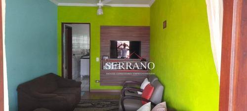 Casa À Venda, 152 M² Por R$ 450.000,00 - Capela - Vinhedo/sp - Ca0835