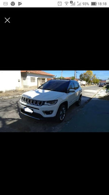 Jeep Compass 2.0 Limited Flex Aut. 5p 2018