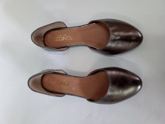 Zapato De Piso Capa De Ozono No. 4