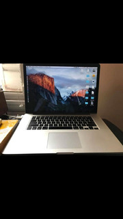 Macbook Pro 15 Retina 256ssd 16gb Ram 2012