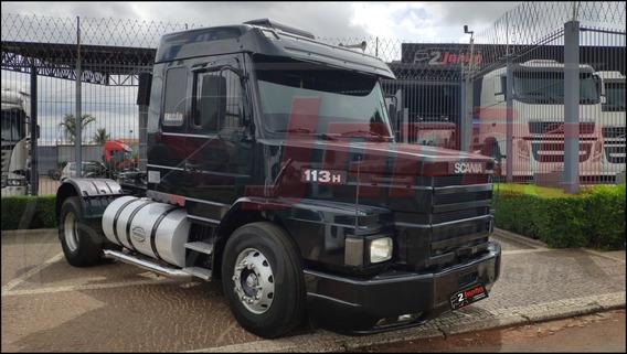 Scania 113h Top Line 320 4x2 1996 *** Original ***