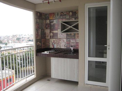 Apartamento À Venda Em Vila Anhangüera - Ap001156