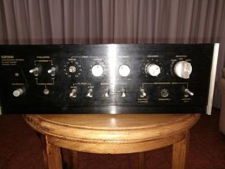 Amplificador Estereo Sansei 440 A