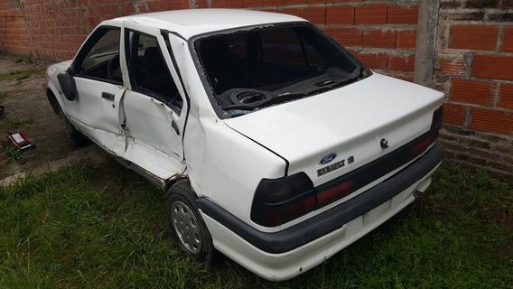 Renault R19 Diesel De Baja Total