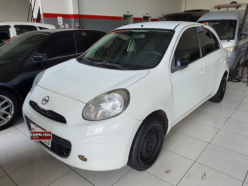 Nissan March 1.6 S 16v Flex 2014