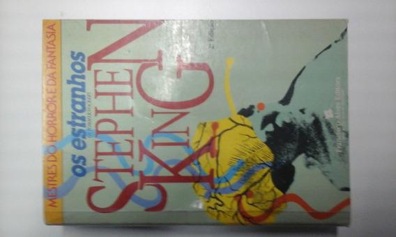 Os Estranhos - Stephen King - Livro Raro