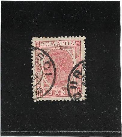 (**) Romenia (posta Romana) Stampworld 117 - 1898 - Usado
