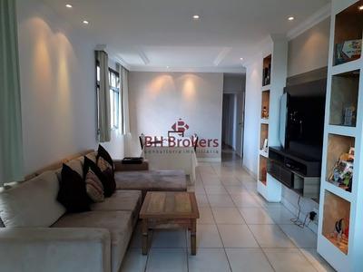 Excelente Apartamento 4 Quartos Próximo A Rua Estevao Pinto - 16731
