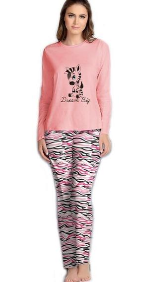 Pijama De Invierno Vicky Form