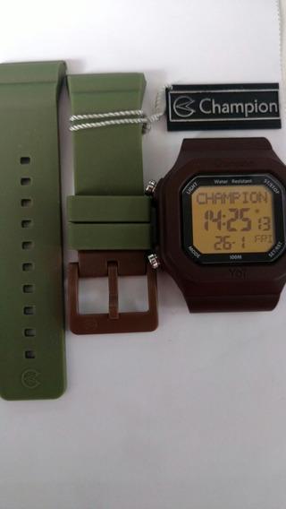 Relógio Champion Cp40180x