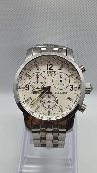 Rélogio Tissot T-sport Prc200 Chronograph - T17.1.586.32