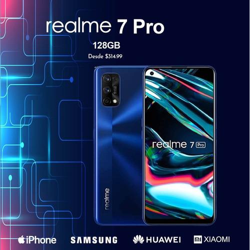 Realme 7 Pro 128gb Xiaomi Mi 10t Mi 9t Nuevos Celldepot