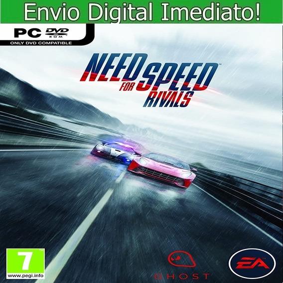 Need For Speed Rivals Pc Hd Envio Imediato.