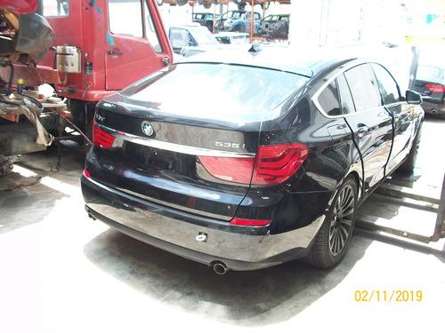 Sucatas Bmw 535 Ia Gt 3.0 Bi -turbo 306cv 2010 Motor Peças