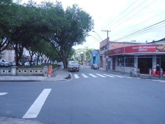 Terreno 15x40 À Venda, Macuco, Santos. - Te0125
