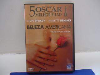 Dvd Filme Beleza Americana Drama Dublado Kevin Annette