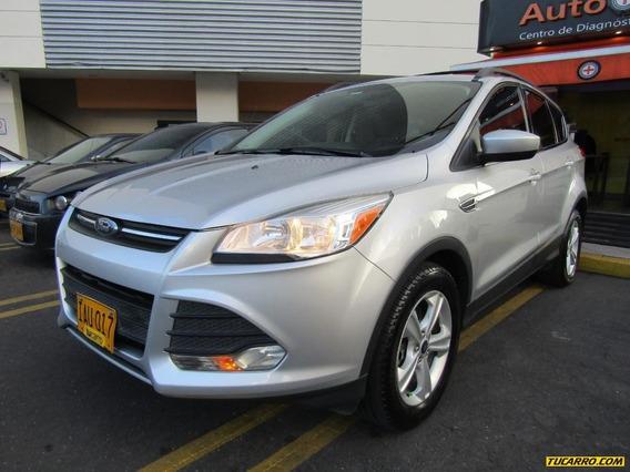 Ford Escape Se 2.0 At 4x4