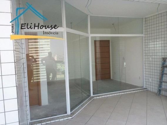 Cobertura Residencial À Venda, Jardim Do Mar, São Bernardo Do Campo. - Co0008 - 32700235