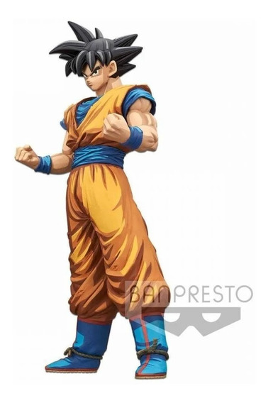 Figure Goku - Dragon Ball Z Grandista Manga Dimension