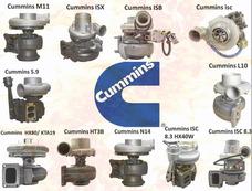 Reparación De Turbos Cummins 5.9,n14,big Cam,l10,m11 Guate