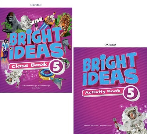 Bright Ideas 5 - Class Book And Activity Book - Oxford