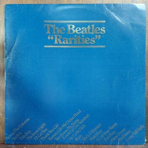 Vinil Lp The Beatles  Rarities  Com Encarte