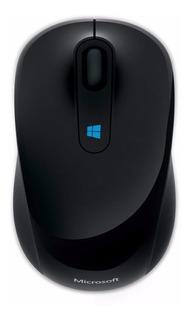 Mouse Microsoft Mobile Sculpt preto