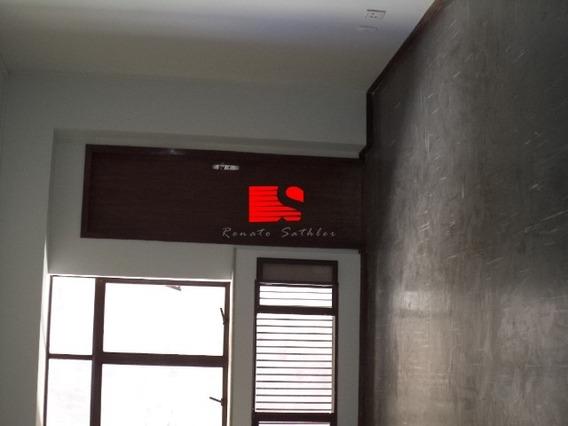 Sala Comercial Com Localização Privilegiada. - Rsl0049