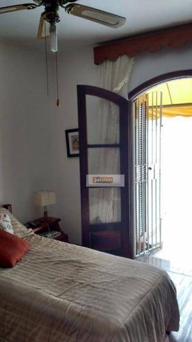 Sobrado 3 Dorm 1 Suíte Pq São Diogo - Sbc - So2110