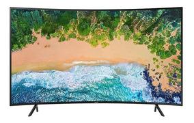 Pantalla Samsung 55 Smart Tv Curva 4k Un55nu7300 Sellado