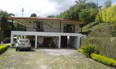 Venta Casa Campestre Santa Rosa De Cabal Risaralda